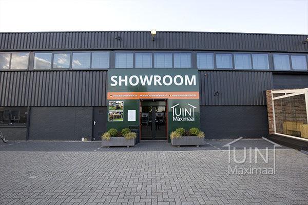 Showroom Eindhoven Tuinmaximaal
